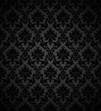 Vintage Wallpaper Black