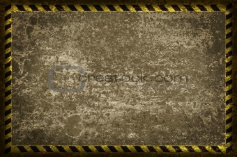 Grunge background and texture with a border for design.