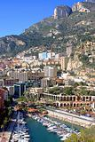 View of Monaco