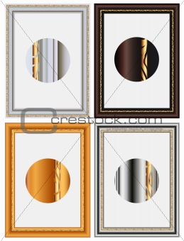 Four photo frame