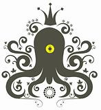 ornament octopus