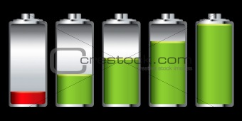 battery charge stage
