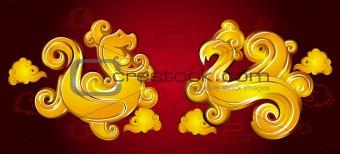 tiger and phoenix