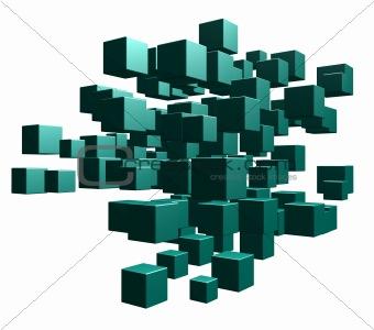 cubes chaos