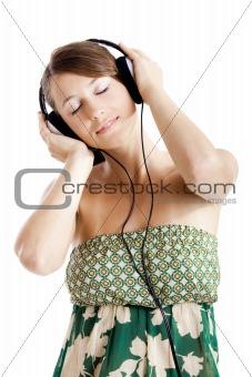 Listen music