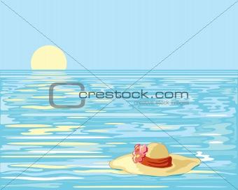 floating hat