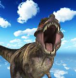 T Rex Roar