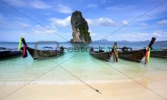 Koh Poda Beach Krabi, Southern Thailand