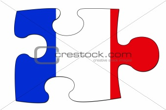 French flag puzzle