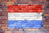 Luxemborg flag