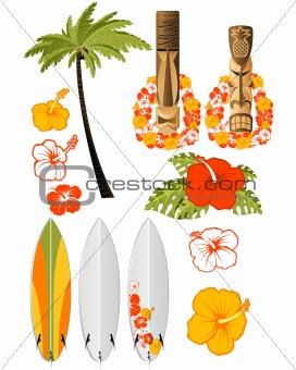 Hawaiian rest attributes