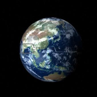 Beautiful Earth - Asia