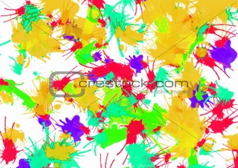 art color grunge background