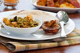 Indian food - Vegetable Curry