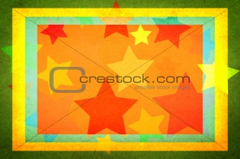 Abstract background and texture with stars for your best design.