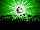 Football crowd