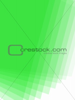 Green Gradient Background with Copy Space.