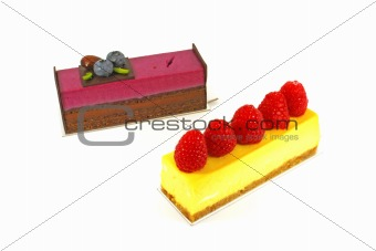 Assorted Hotel Cakes