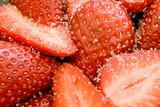 sugar strawberries