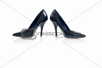 Black women shoes