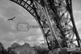 Tour Eiffel, Paris, 2006