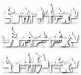 Meeting cutouts