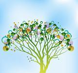 Transparency Tree