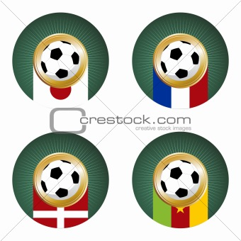 2010 World Cup South Africa  Group E