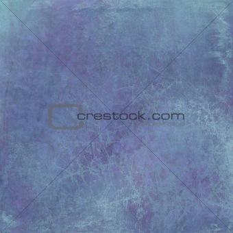 Grunge blue cracked background