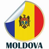 Moldova Sticker