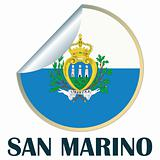 San Marino Sticker