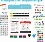 Webdesigners toolkit - complete collection 4