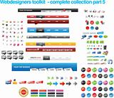 Webdesigners toolkit - complete collection 5