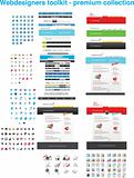 Webdesigners toolkit - premium collection