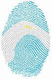 Fingerprint - argentina