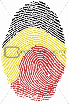Fingerprint - Belgian