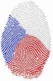 Fingerprint - Czech
