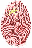 Fingerprint - China