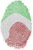 Fingerprint - Italy