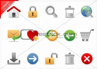 Universal Web icons 1