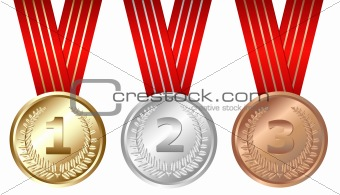 Three Medals