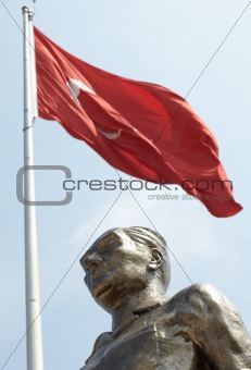 Ataturk peace monument