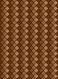 Vector Eps8, Brown Variegated Diamond Pattern
