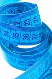 Tape measure close - up