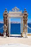 Gate in Istanbul