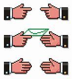 Pixelated agreement