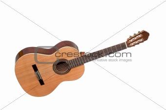 Beautiful classical guitar