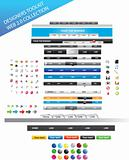 Webdesigners toolkit - web 2.0 collection