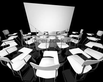 black classroom 2