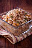 Spicy Rice and Beans Salad
